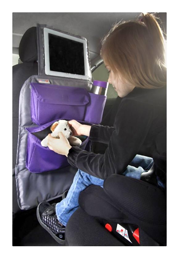 Jak sprawić by podróż samochodem była bezpieczna i ciekawa dla dziecka?