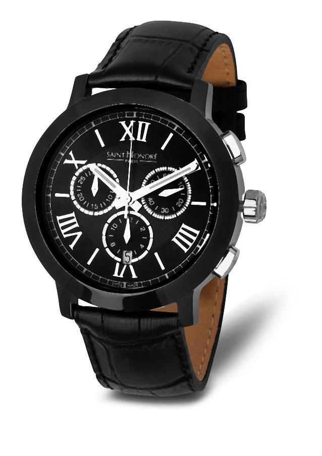 Zegarek meski Saint Honore Paris, model Trocadero Quartz Chronograph , Cena 2895 PLN-002-2014-10-14 _ 20_12_44-80