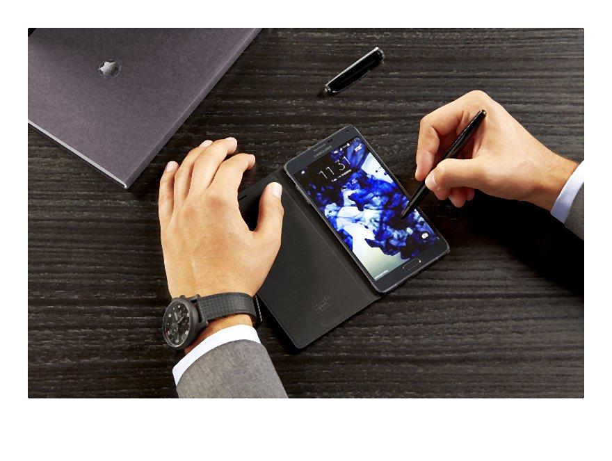 Akcesoria MONTBLANC dedykowane Galaxy Note 4